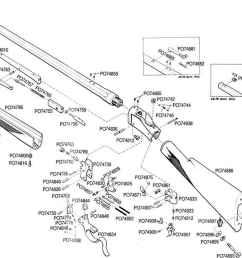 schematic single shot rifle  [ 1137 x 895 Pixel ]