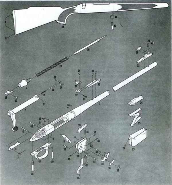 20+ Remington 700 Trigger Assembly Diagram Pictures and Ideas on