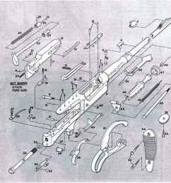 savage 87d cartridge guide spring grenade launcher m203 schematic [ 930 x 930 Pixel ]