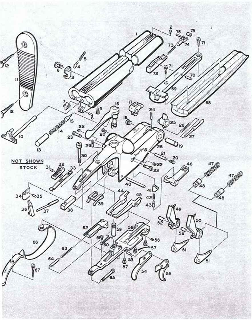 medium resolution of remingtonmodel8 disassembly