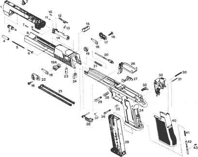 Winchester Model 1912 Schematic Remington Model 10