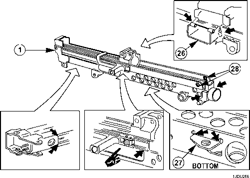 Maintenance Of Receiver Assembly Cont