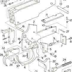 M16 Exploded Diagram Wiring A Switch To An Outlet Sights Rifle Plans Bev Fitchett 39s Guns Magazine