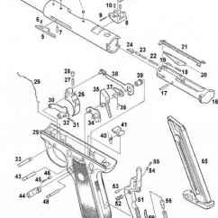 Ruger Ar 15 Exploded Diagram 2005 Ford Focus Wiring Mark Iii View Autoloading Pistols Parts