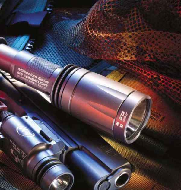 Accessories Upgrades - Surefire Illumination Tools 2004