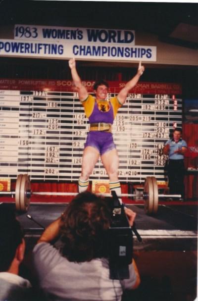 ABOUT BEV FRANCIS - Bev Francis Powerhouse Gym