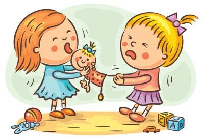 Kommunikation mellem tilpasset barn i transaktionsanalysen