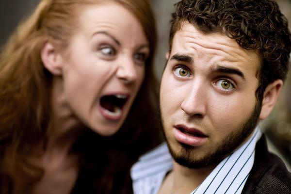 En kastreret mand er bange for kvinder