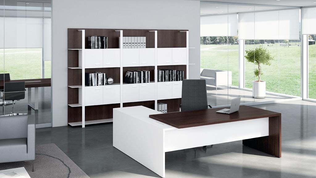 Quadrigfolio T45  Executive Desks  Italian