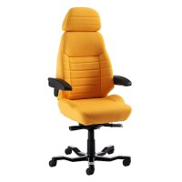 Executive Office Chairs | Leather And Fabric Executive ...