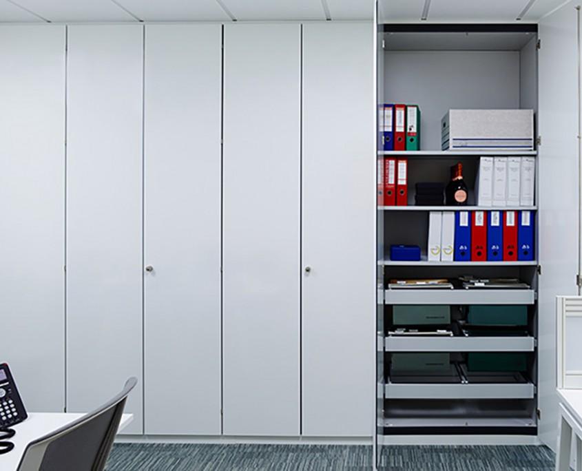 Storage Wall  Storewall  Office Storage Solutions