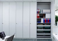 Storage Wall | Storewall | Office Storage Solutions