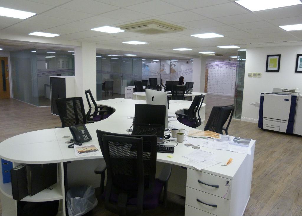 Training 2000  Bevlan Office Interiors