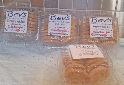New Mexico Traditional Anise Biscochitos