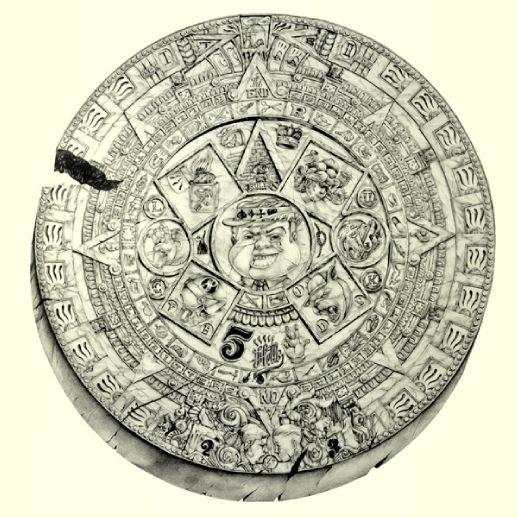 calendrier maya parodie