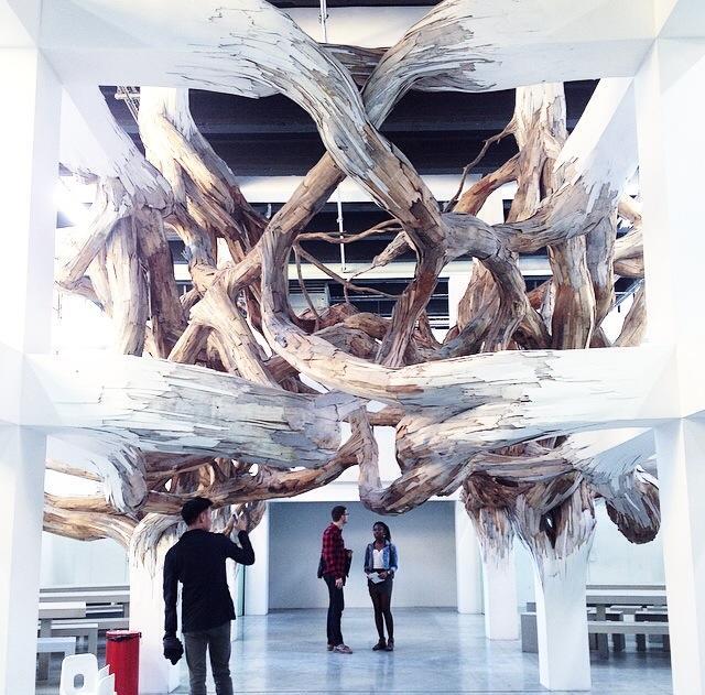 Inside - Exposition au Palais de Tokyo