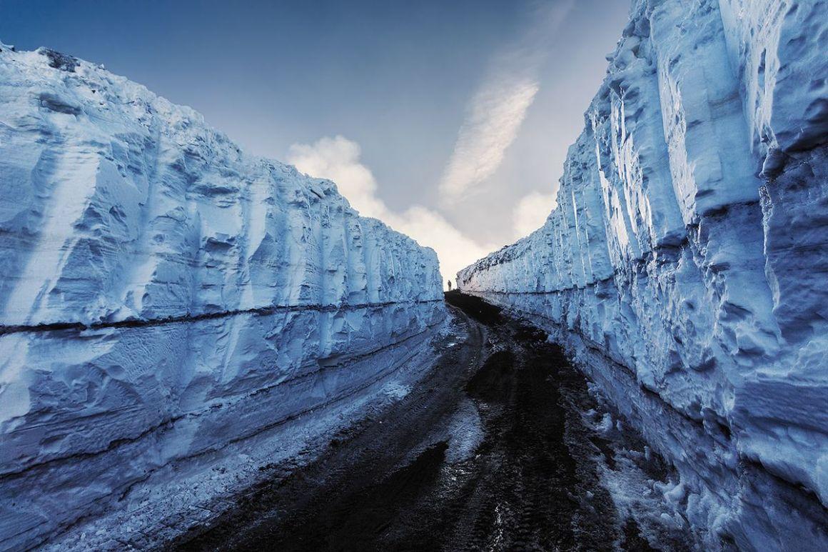 route de neige