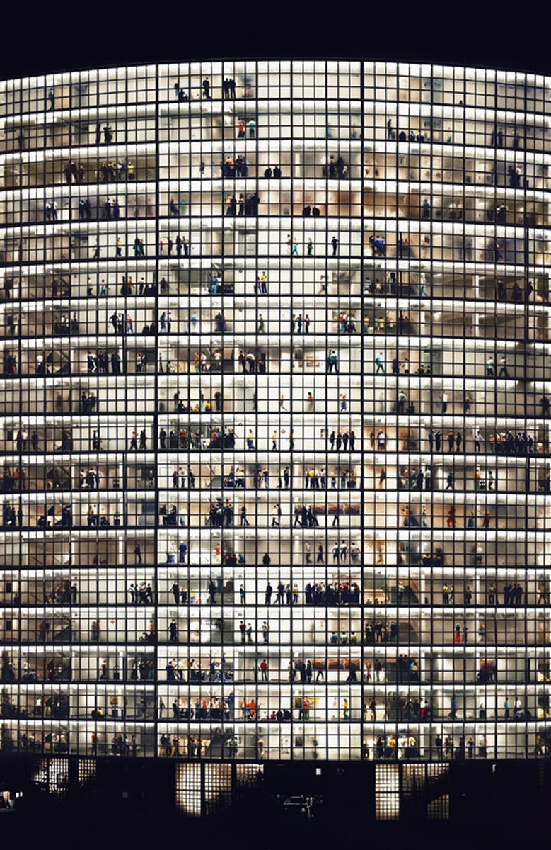 photo d'Andreas Gursky
