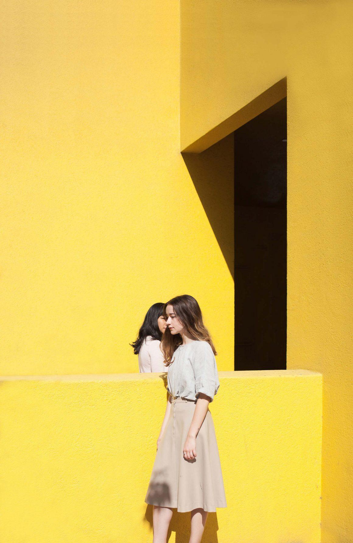 June Kim et Michelle Cho