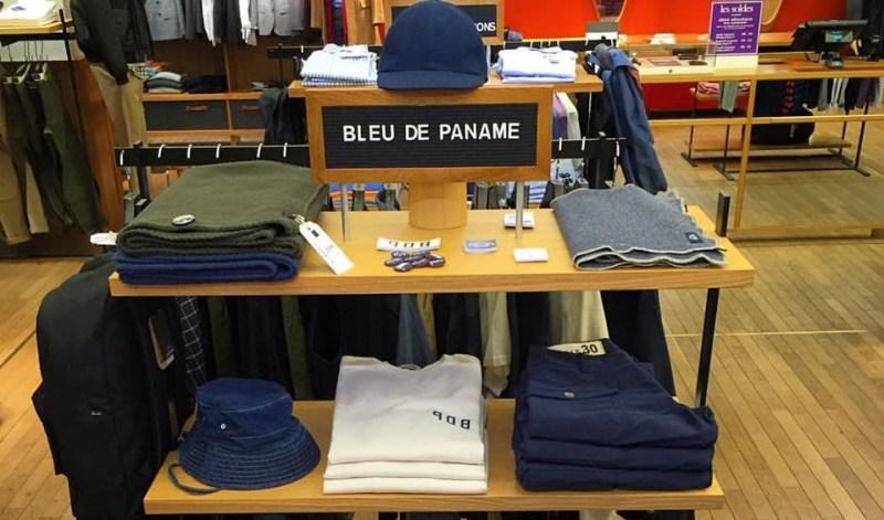 Bleu De Paname