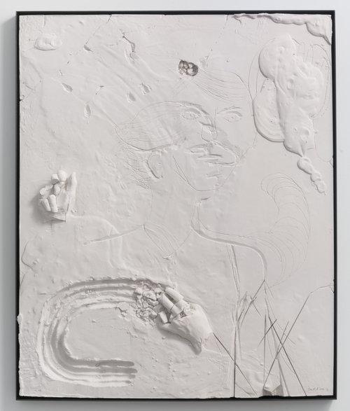 Bas reliefs de David Altmejd