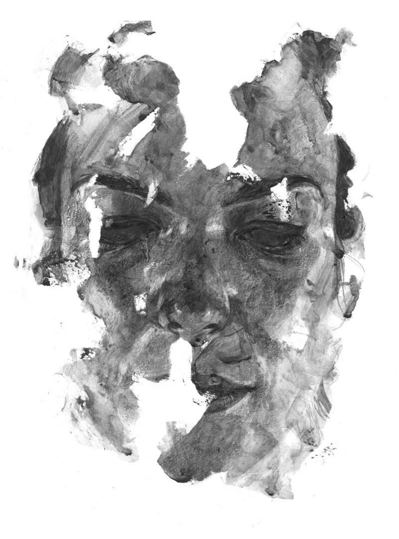 portrait Thomas Cian croquis vanish