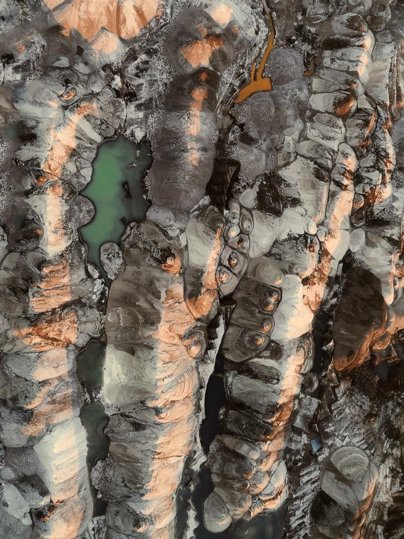 mine de charbon à ciel ouvertTom Hegen