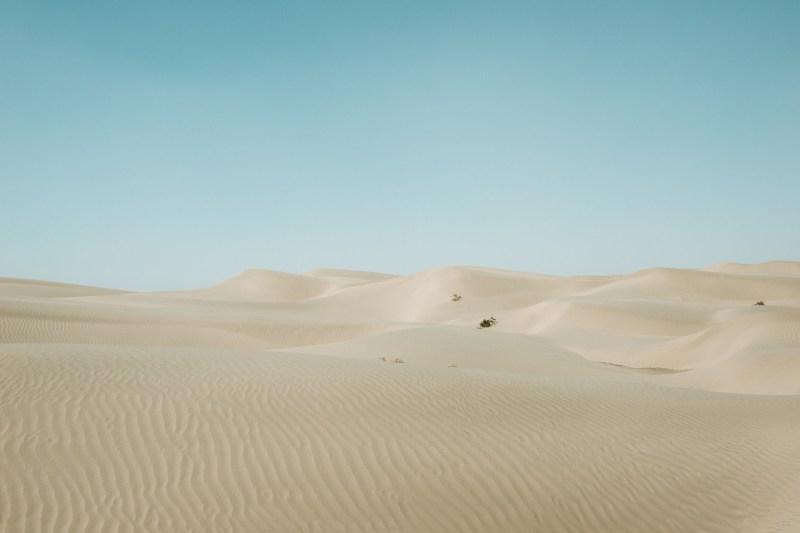 Taklamakan Desert · XinJiang · Chine