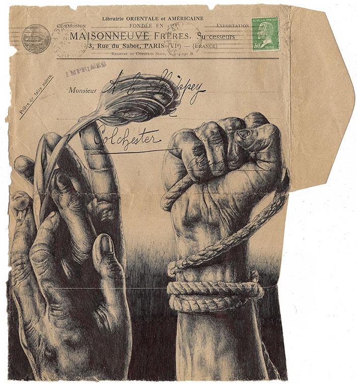 Mark Powell illustration