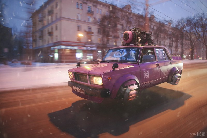 Russia 2077