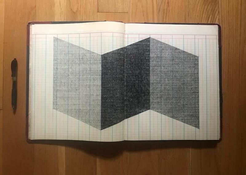 Albert Chamillard forme geometrique