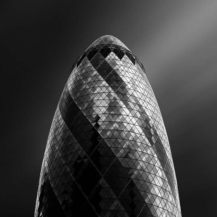The Gherkin à Londres