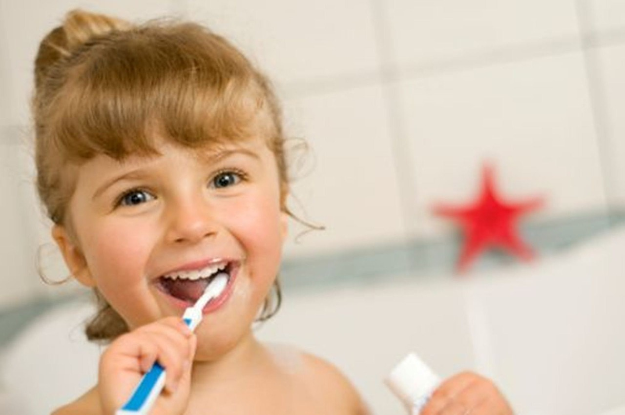 Oral Hygiene Developing Good Habits In Kids