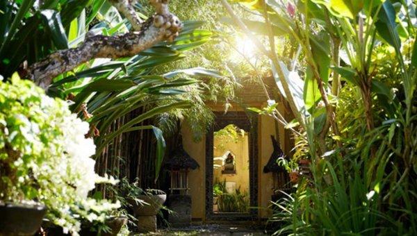カマヤホテル サヌール地区
