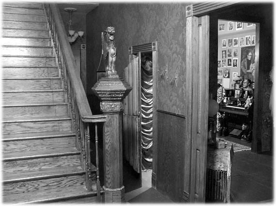 Bewitched House Interior