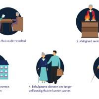 Langer thuiswonen: Tips voor hurende senioren
