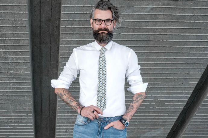 Fliege Oder Krawatte Zum Anzug Styling Trends Bewooden