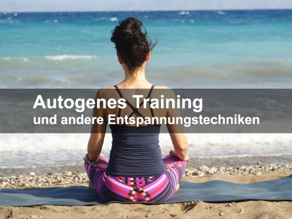 autogenes training lernen