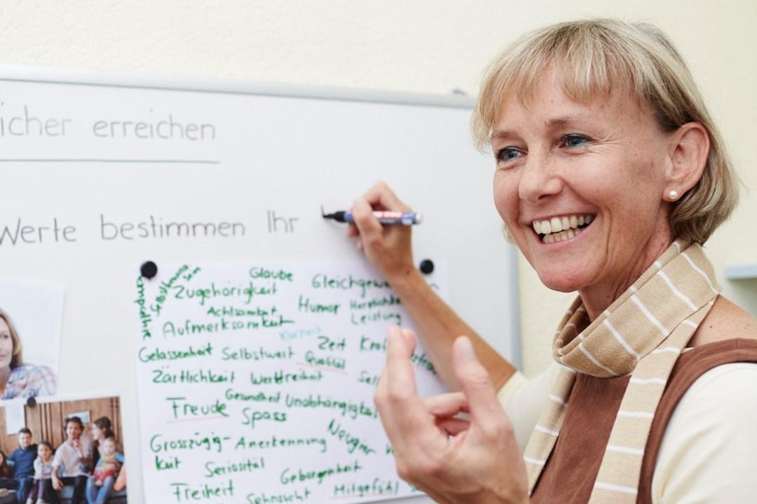 Ernährungsberatung bei Maria Schelbert