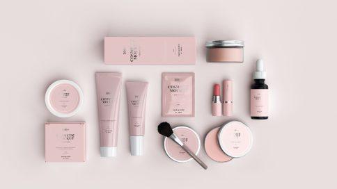 Kosmetische Produkte und Pflegeprodukte