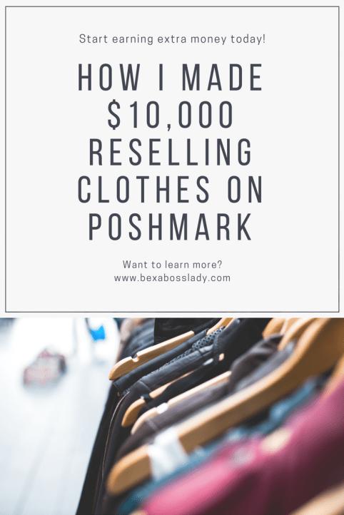 How I Made $10,000 on Poshmark - Bexa Boss Lady