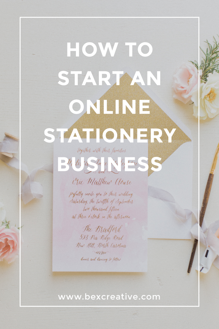 how to start an invitation business | Inviview.co