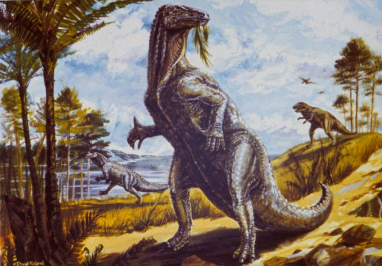 The Lost World of The Dinosaurs