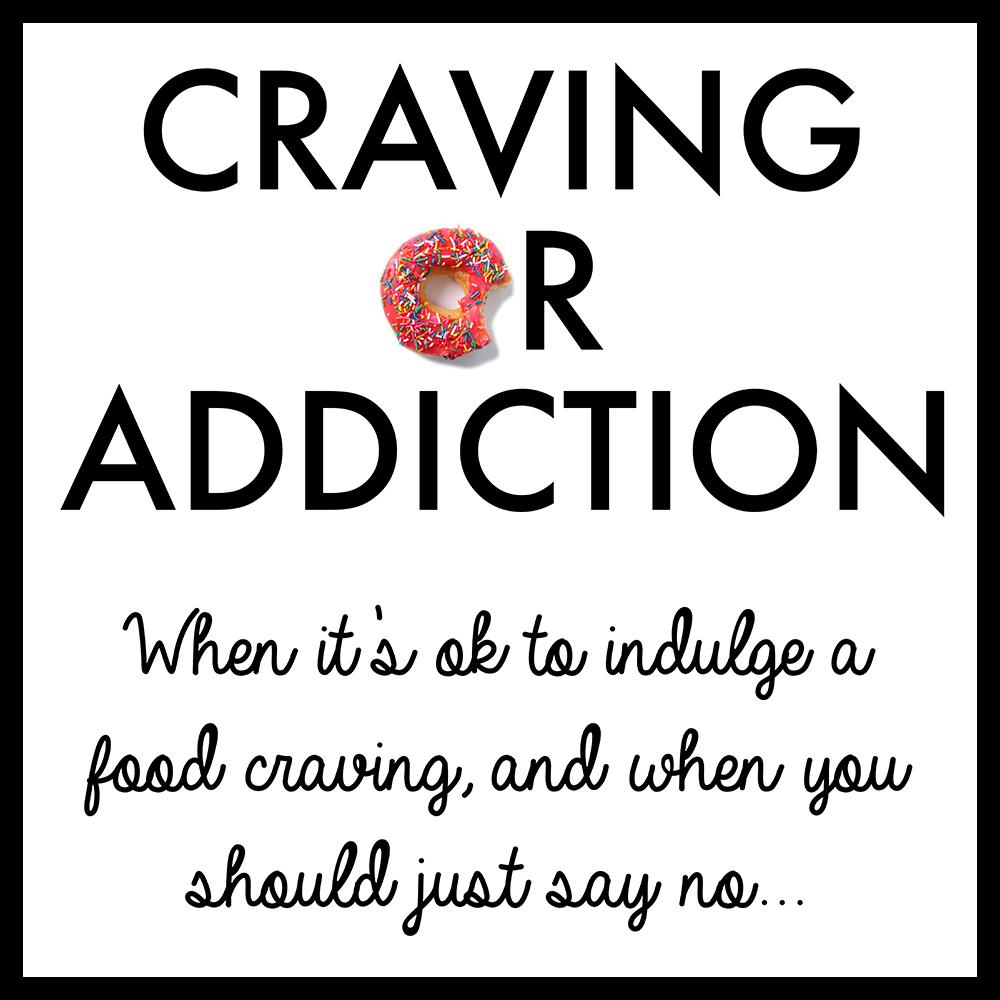 Food Cravings or Food Addiction? with Alexandra Jamieson