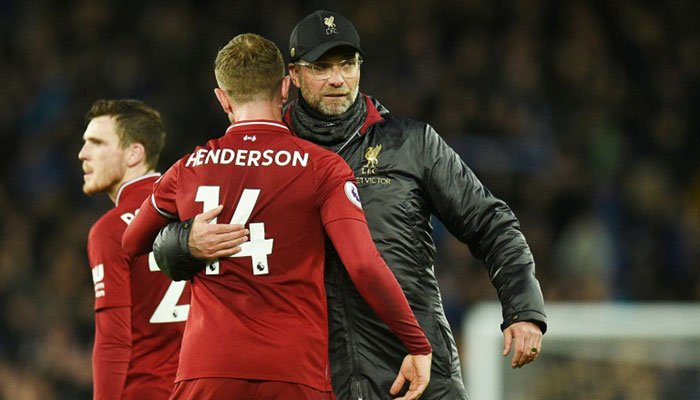 Photo of Liverpool captain Henderson says title was not doable with out Klopp