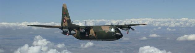 Lockheed C-130B Hercules