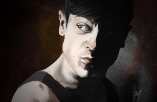 Iwan Rheon as Simon Bellamy (Misfits)