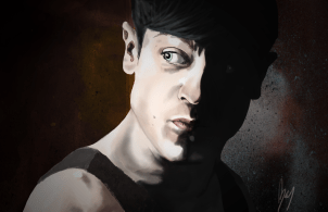 Iwan Rheon as Simon Bellamy (Misfits)