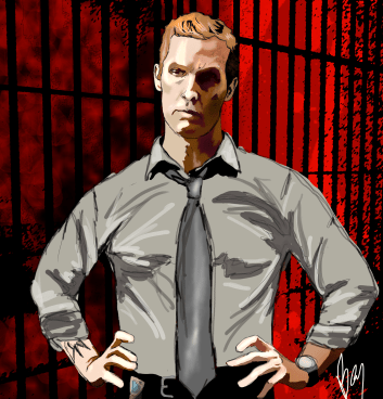 Matthew McConaughey as Rust Cohle (True Detective)as as Rustin Cohle