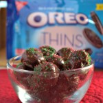 Oreo Truffles are a simple four ingredient recipe that will have your friends and family think you are a fancy truffle maker.